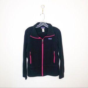 Patagonia Fleece Zip Up Jacket-Sz M